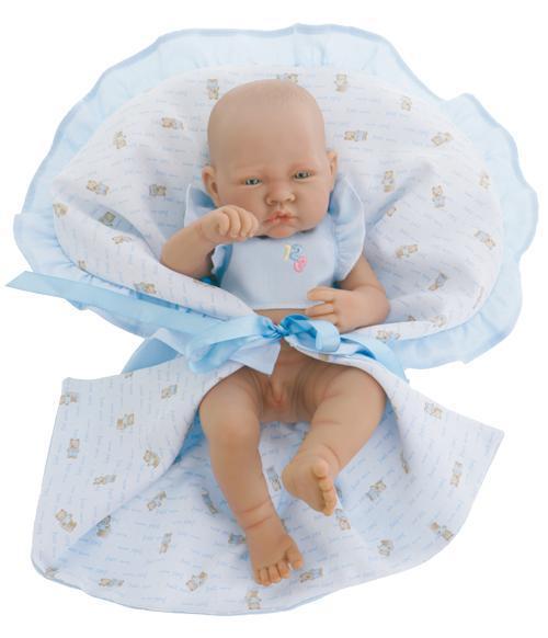 Кукла-младенец Берни