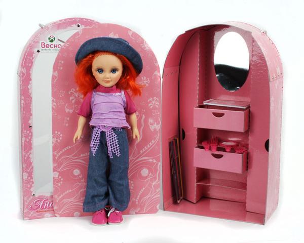 Кукла Анастасия (Художница)