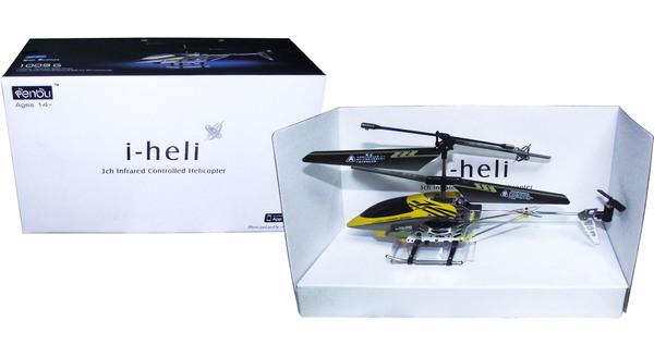 Вертолет р/у. управляемый IPHONE. (25.5*9.5*14см)