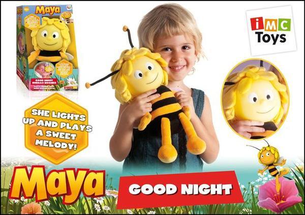 Пчелка Maya