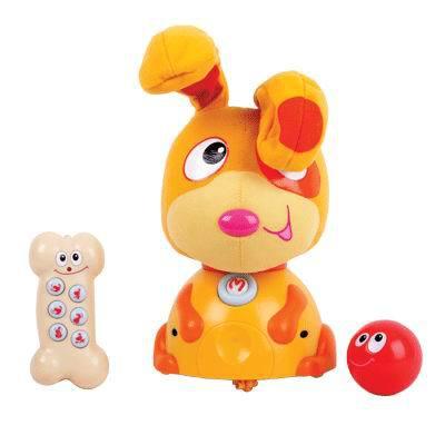 Макс (прятки) - интерактивная игрушка моя первая собака