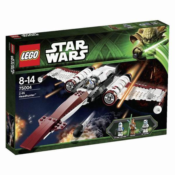 Конструктор LEGO STAR WARS Истребитель Z-95