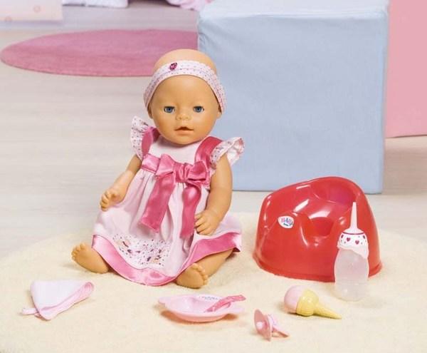 """Кукла BABY born """"Покорми меня"""""""