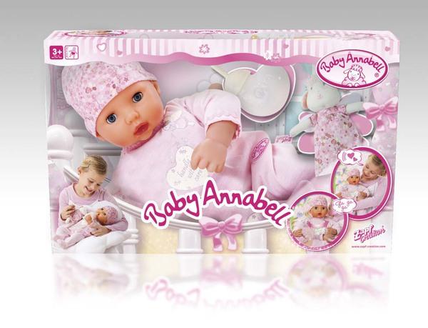 Кукла Baby Annabell Романтичная