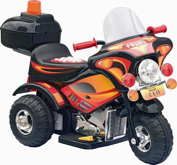 Мотоцикл для катания детей