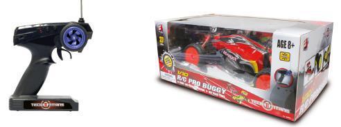 Машина гоночная р/у 1:10 PRO Buggy Hobby car