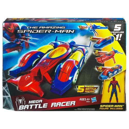 SPIDER-MAN. Суперавтомобиль