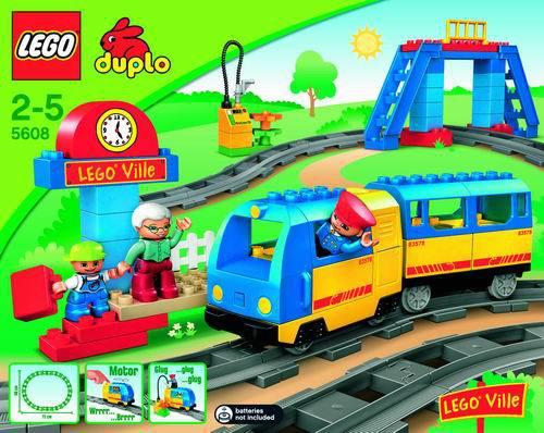 """Конструктор LEGO DUPLO Поезд"""""""