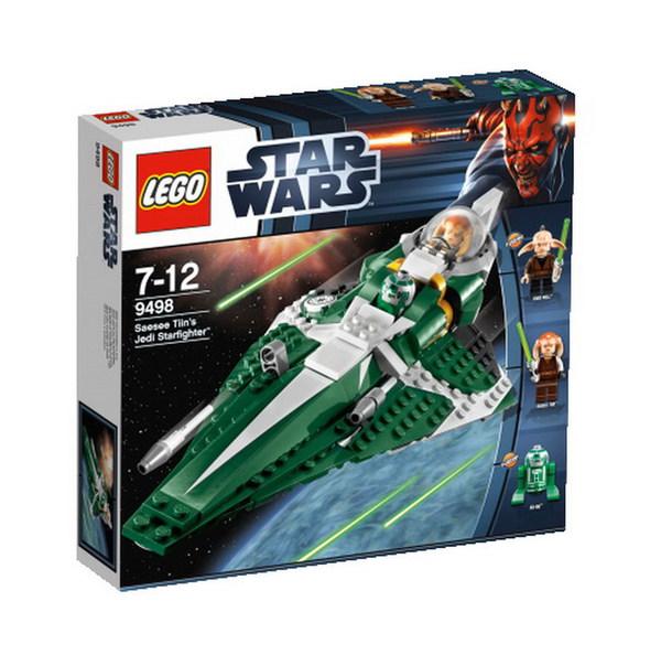 Конструктор LEGO STAR WARS Звездный истребитель джедая Саези Тиина