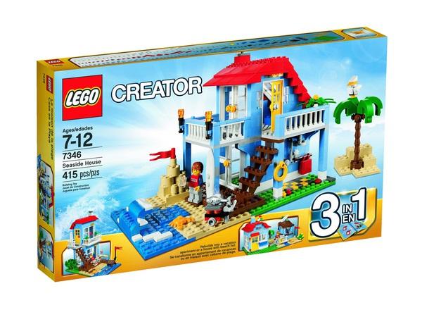 Конструктор LEGO CREATOR Дом на морском побережье