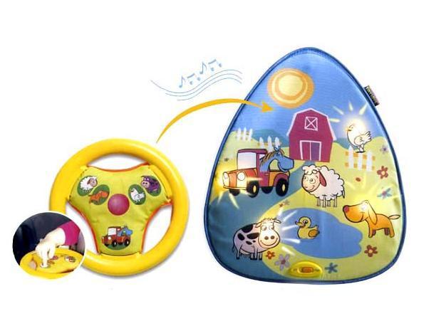 """Игра """"Ферма"""" интерактивная для использования в автомобиле"""