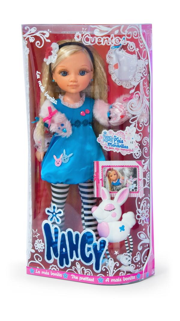 FAMOSA. Кукла Нэнси в наряде по мотивам любимых сказок