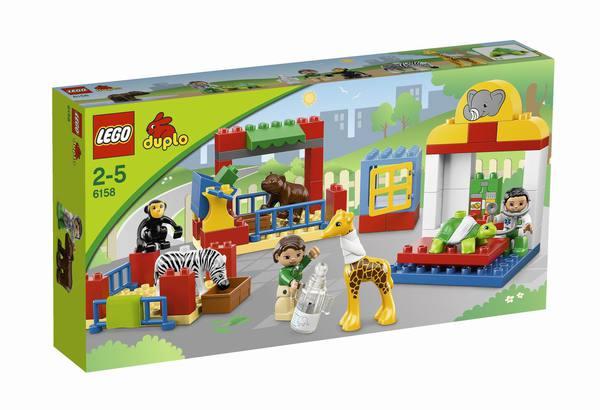 """Конструктор LEGO DUPLO Ветклиника"""""""