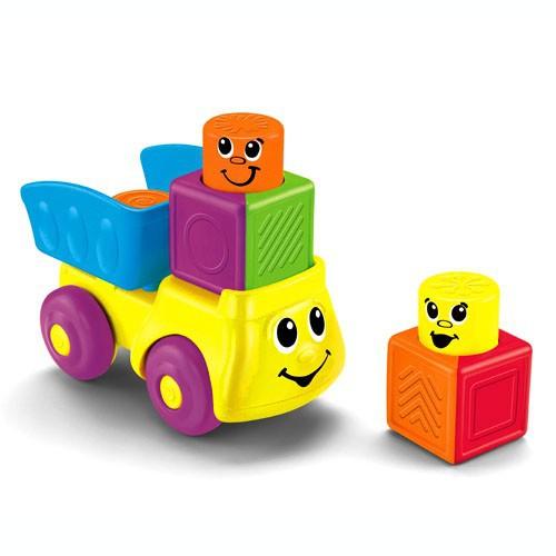 """Кубики-блоки с сюрпризами """"Веселая поездка"""""""