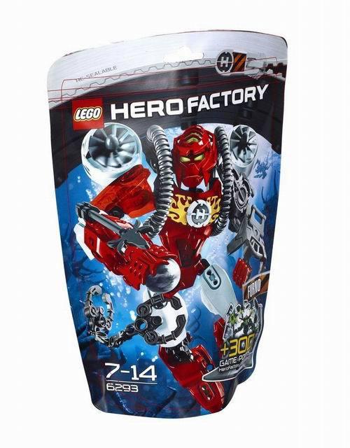 "Конструктор LEGO HERO FACTORY Фурно"""