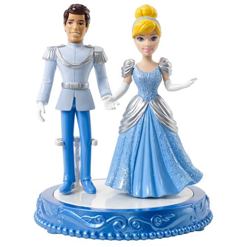 """MATTEL. Набор с мини-куклой """"Disney Принцесса - Свадебный танец Золушки и принца"""""""