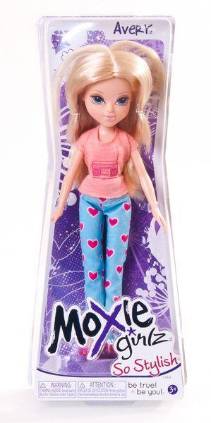 Кукла Moxie Подружка. Эйвери