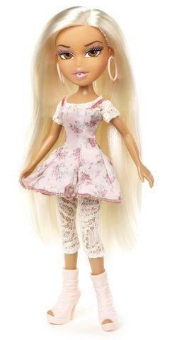 Кукла Братц Подиум. Ванесса