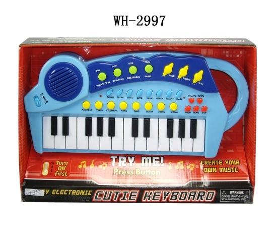 Пианино музыкальное 24 клавиши