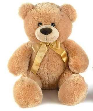 Медведь светло-коричневый