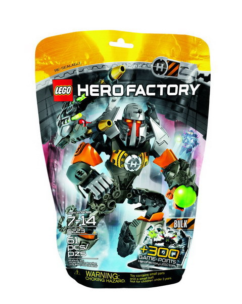 Конструктор LEGO HERO FACTORY Балк