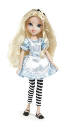 Кукла Moxie. Алиса в стране чудес. Эйвери