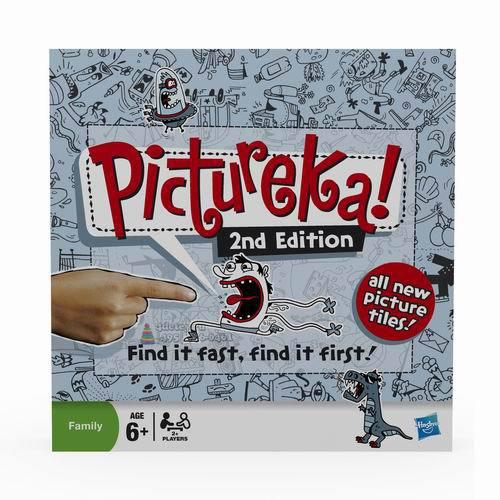 GAMES. Игра настольная Пикчурека 2-е издание