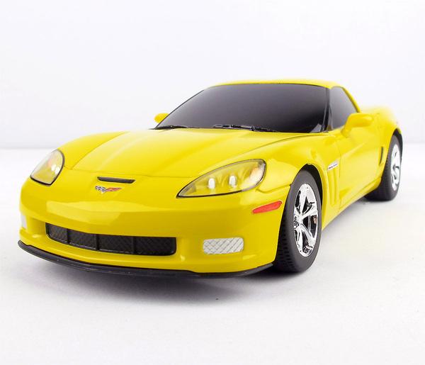 Машина р/у 1:18 Chevrolet C6 GS
