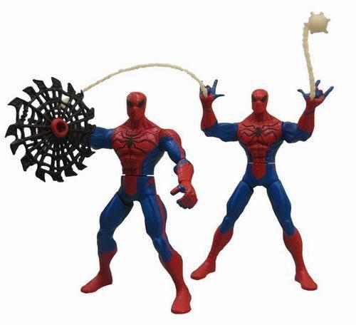 SPIDER-MAN. Фигурки Человека-паука
