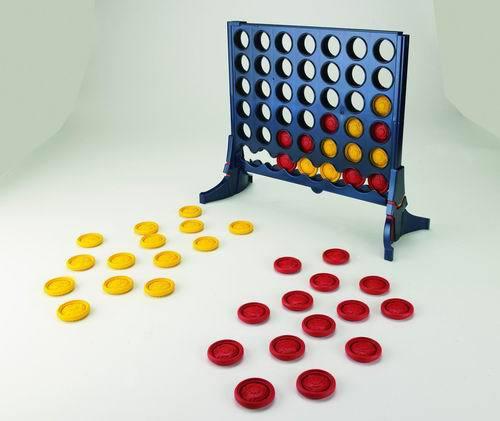 Игра настольная Собери 4 GRID