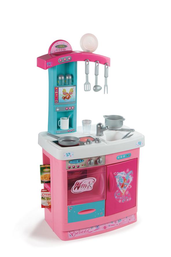 Кухня из серии Winx