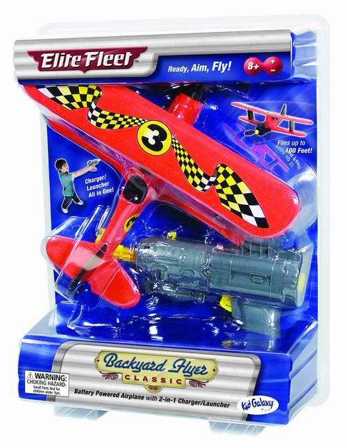 Самолет Elite Fleet с легким корпусом