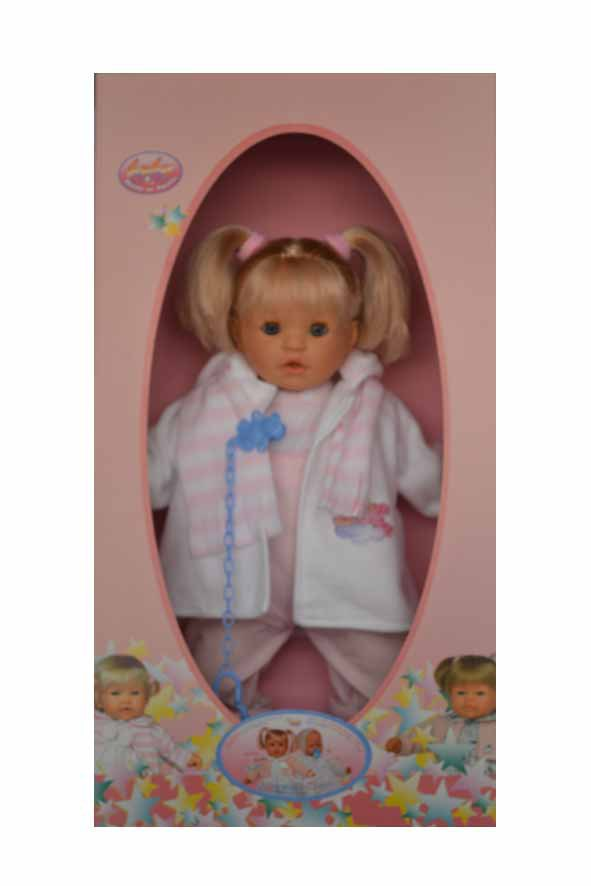Кукла PAULA