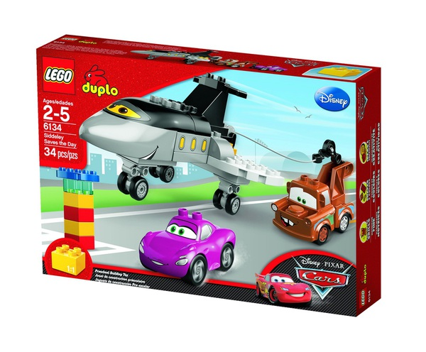 Конструктор LEGO DUPLO Тачки 2
