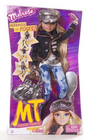 Кукла Moxie Teenz. Мелроуз