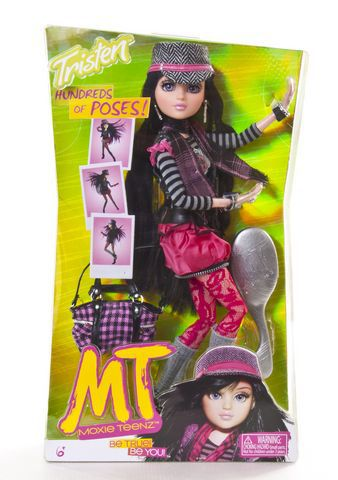 Кукла Moxie Teenz. Тристэн
