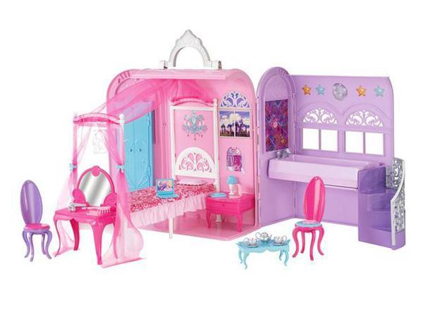 Barbie. Набор Коллекция Принцесса и Поп-звезда