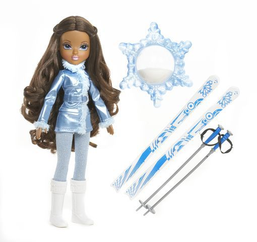 Кукла Moxie. Зимняя сказка. Бриа