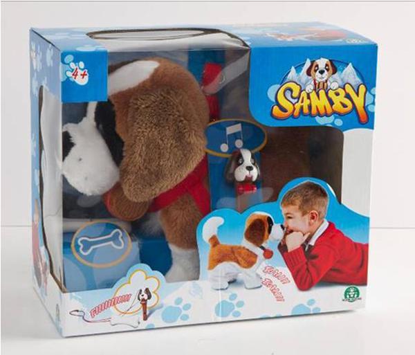 Собака Samby интерактивная