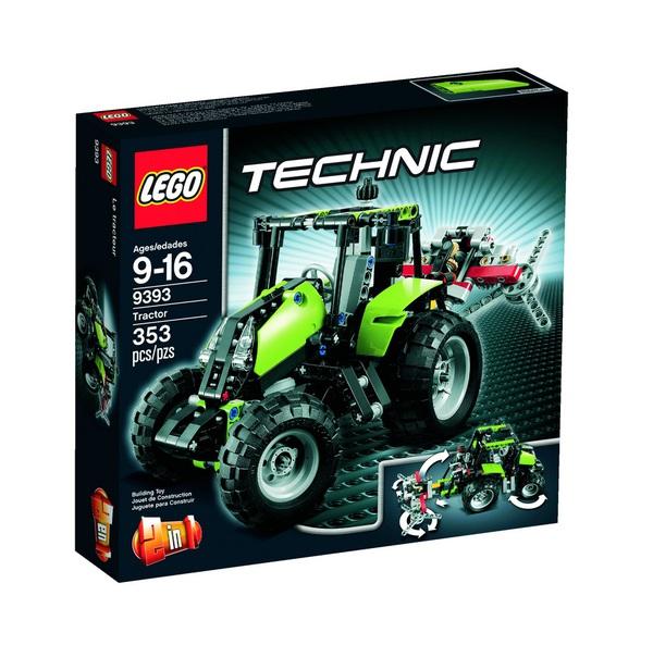 Конструктор LEGO TECHNIC Трактор