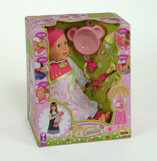 Кукла принцесса Коралли