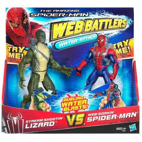SPIDER-MAN. Набор из 2 фигурок