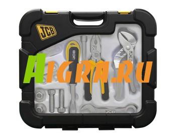 Набор инструментов в чемоданчике JCB