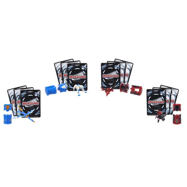 Monsuno Комплект боевой для 4 игроков