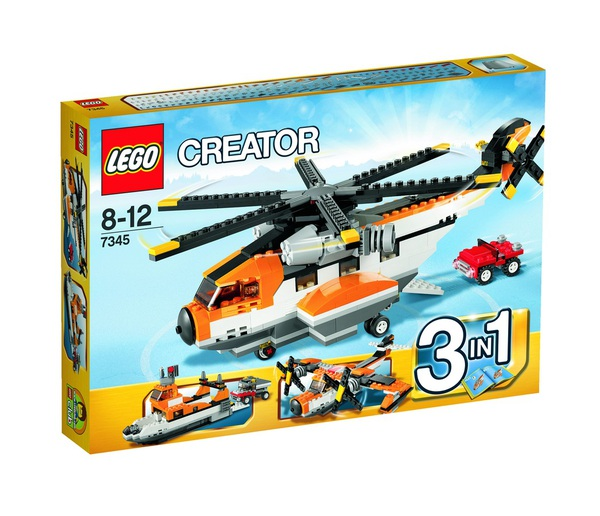 Конструктор LEGO CREATOR Транспортный вертолёт