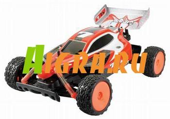 Машина гоночная р/у World of wheels 1:10 (красная). в наборе с аккумуляторной батареей и зарядным ус