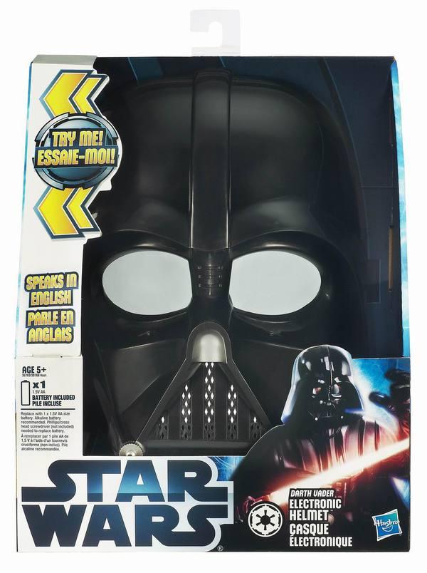 STAR WARS. Шлем электронный в ассортименте