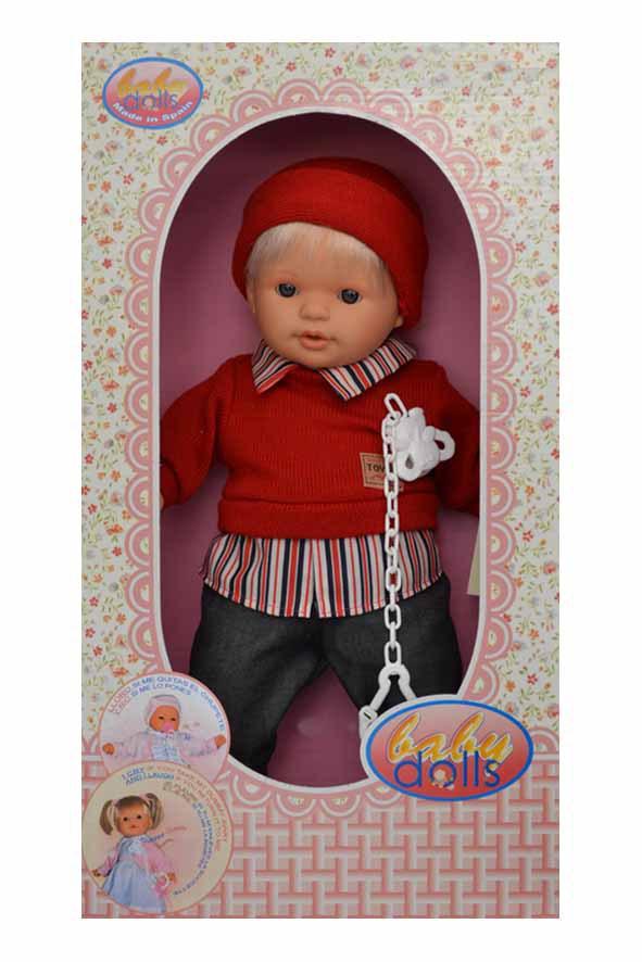 Кукла TINO