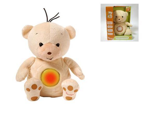 Медвежонок интерактивный со световыми и звуковыми эффектами 5001