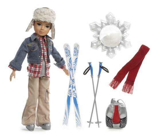 Кукла Moxie- мальчик Волшебные снежинки. Оувен